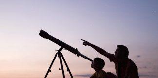 Quan sát thiên thể sâu bằng kính thiên văn