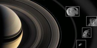 Vệ tinh Sao Thổ